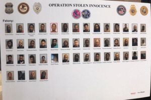 Phẫn nộ mẹ đẻ tiếp tay cho 177 kẻ lạm dụng tình dục con gái 13 tuổi để đổi lấy tiền hoặc ma túy