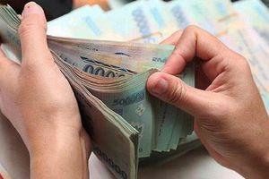 Tăng trưởng tín dụng đã đạt 7,26%