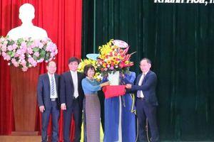 Trường Đại học Khánh Hòa khai giảng khóa 5 và kỷ niệm ngày Nhà giáo Việt Nam