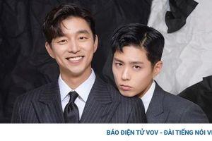 Bộ đôi nam thần Gong Yoo, Park Bo Gum 'đốn tim' phái đẹp với loạt ảnh mới