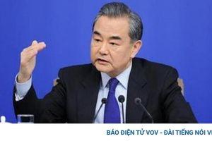 Trung Quốc nói về chuyến thăm của Ngoại trưởng Vương Nghị tới Nhật Bản, Hàn Quốc