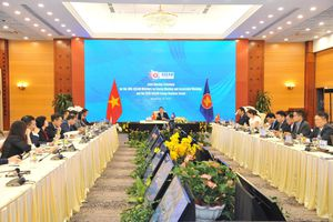 ASEAN thảo luận và thống nhất nhiều nghị trình hợp tác phát triển năng lượng khu vực