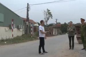 Tạm giam 4 đối tượng trong vụ chiến sỹ Công an bị tấn công