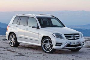 Mercedes-Benz Việt Nam triệu hồi 3.200 xe C-Class và GLK