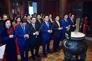 Hà Nội tổ chức trọng thể Lễ kỷ niệm 650 năm Ngày mất Danh nhân Chu Văn An