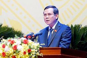 Ông Trần Thắng làm Chủ tịch UBND tỉnh Quảng Bình