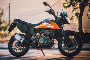 KTM 250 Adventure 2021 được ra mắt tại Ấn Độ