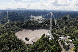 Biểu tượng ngành thiên văn học ngừng hoạt động sau 57 năm