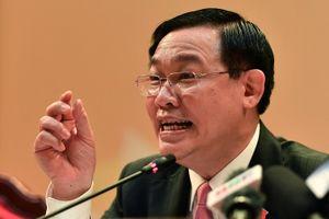 Bí thư Hà Nội: 'Các đồng chí làm gì, đừng nghĩ trên không biết'