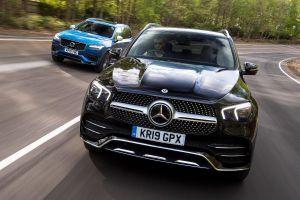 Xe Mercedes-Benz và Volvo sẽ được chia sẻ công nghệ động cơ hybrid