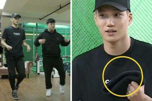 Thành viên EXO tiết lộ lý do vũ công thường đội mũ