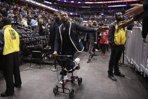 Sao NBA nhận hơn 38 triệu USD/mùa dù không thi đấu gần 2 năm