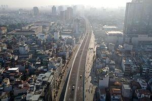 Hà Nội: Nghiên cứu đầu tư kéo dài đường Vành đai 2 trên cao từ Ngã Tư Sở đến Cầu Giấy