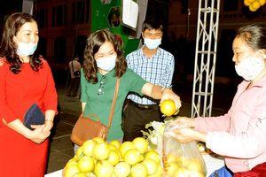 Tuần hàng trái cây, nông sản các tỉnh, thành phố tại Hà Nội 2020