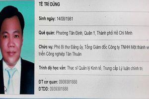 Khởi tố nguyên Phó Chánh Văn phòng Thành ủy TP Hồ Chí Minh