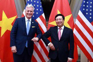 Quan hệ Việt Nam – Hoa Kỳ: Chưa bao giờ phát triển mạnh mẽ như hiện nay