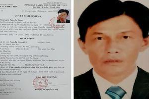 Bắt giữ đối tượng bị truy nã vụ vận chuyển lậu 51 kg vàng