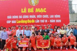 Hà Nội: Tạo sân chơi bổ ích cho CNVC-LĐ