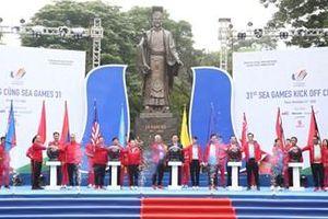Khởi động cùng SEA Games 31 và ASEAN Para Games 11