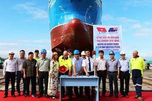 Hạ thủy và bàn giao tàu khai thác hải sản cho khách hàng Australia