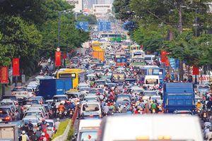 Giao thông quanh sân bay Tân Sơn Nhất: Bao giờ thông thoáng?