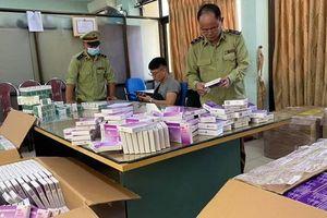 Phát hiện cơ sở phân phối thuốc kháng sinh 'trôi nổi'