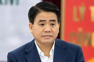 Vụ án chiếm đoạt tài liệu bí mật ở Hà Nội: Ông Nguyễn Đức Chung được xác định là chủ mưu