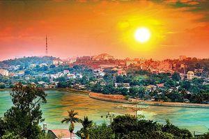 Tỉnh cuối cùng ở Việt Nam có thành phố?