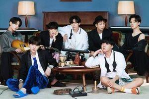 Nhóm nhạc K-pop đình đám BTS tung album mới BE
