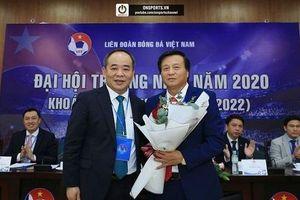 Ông Lê Văn Thành trúng cử Phó chủ tịch VFF, phụ trách tài chính