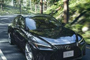'Khám phá' Lexus IS 2021 vừa ra mắt: Ngoại thất 'lột xác', khả năng vận hành ấn tượng