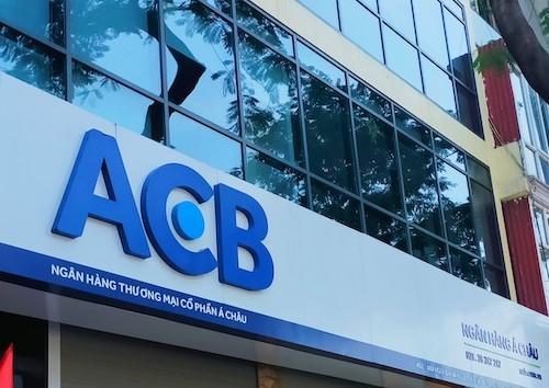 ACB được chấp thuận niêm yết cổ phiếu trên sàn HoSE