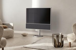 Bang & Olufsen ra mắt TV OLED 48 inch đầu tiên, tích hợp Soundbar