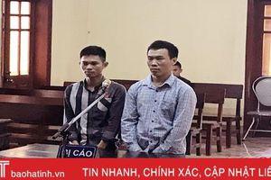 Ghi lô đề, 2 thanh niên ở TX Kỳ Anh nhận 17 tháng tù giam
