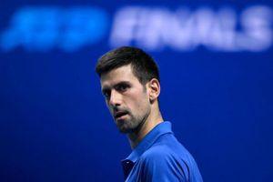 Novak Djokovic đối đầu Dominic Thiem ở bán kết ATP Finals