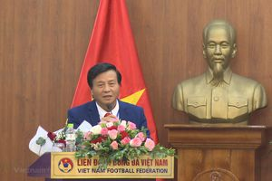 Ông Lê Văn Thành làm Phó chủ tịch phụ trách tài chính, tài trợ VFF