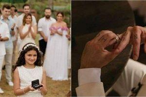 Cô dâu kỳ lạ trong đám cưới của vị bác sỹ thẩm mỹ giàu có