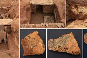 Triều Tiên phát hiện mộ cổ nghìn năm có tranh 4 vị thần hộ mệnh
