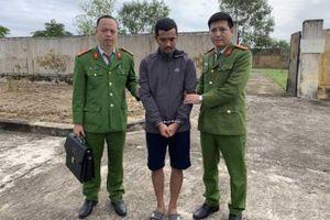 Tội phạm 'đặc biệt nguy hiểm' bị bắt sau 8 tháng trốn truy nã