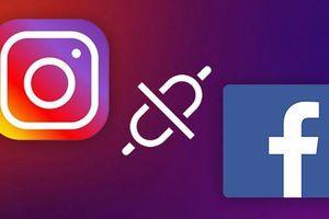 Hướng dẫn gỡ liên kết tài khoản Facebook trên Instagram