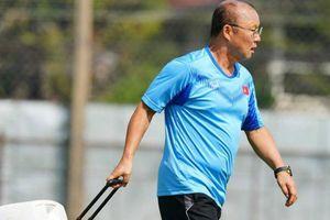HLV Park Hang-seo nhận tin cực vui tại AFF Cup 2021