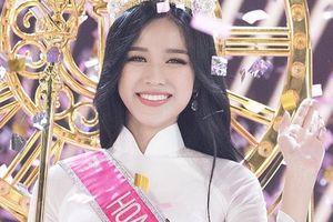 Bị soi hay văng tục trên mạng, tân Hoa hậu Việt Nam 2020 nói gì?