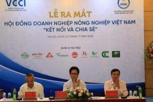 Hội đồng Doanh nghiệp Nông nghiệp Việt Nam: Tạo kết nối và chia sẻ bền vững