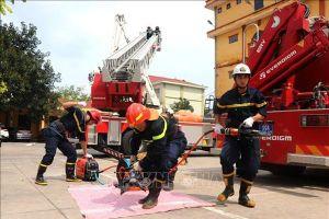 Hà Nội liên tiếp xảy ra các vụ cháy, gây thiệt hại về tài sản