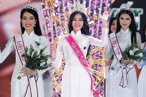 Nhìn lại hành trình đăng quang của Top 3 HHVN 2020: nhan sắc chín muồi qua từng vòng thi