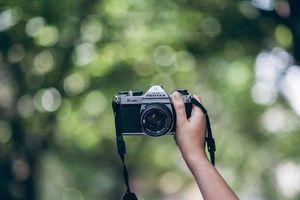 Thú chơi hoài cổ của những người trẻ đam mê nhiếp ảnh