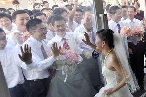 'Nhập khẩu' cô dâu – tưởng đùa mà… thật!