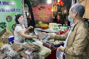Tuần hàng trái cây, nông sản các tỉnh TP tại Hà Nội năm 2020: Điểm đến hấp dẫn của người tiêu dùng Thủ đô