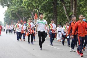 Herbalife Việt Nam đồng hành cùng chương trình khởi động SEA Games 31