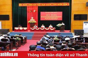Đại biểu Quốc hội tiếp xúc cử tri huyện Cẩm Thủy